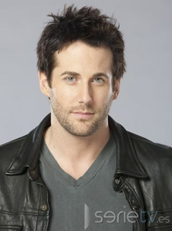 Niall Matter - actor de series de TV
