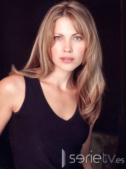 Pascale Hutton - actriz de series de TV