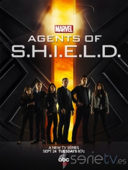 serie de TV Agents of S.H.I.E.L.D.