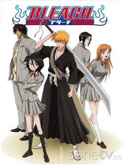 serie de TV Bleach