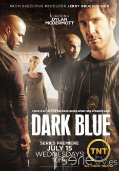 serie de TV Dark Blue