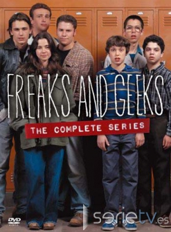 serie de TV Freaks and Geeks